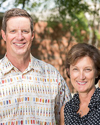 Jeff and Denise Lawson