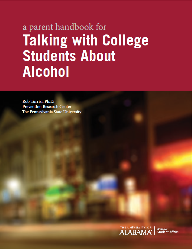 UA Parent Alcohol Handbook